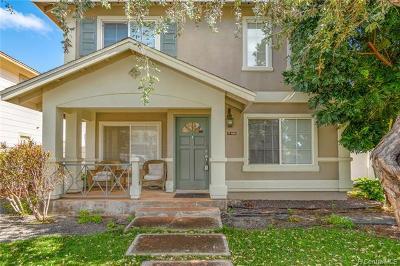 Ewa Beach Single Family Home For Sale: 91-1068 Kaiheenalu Street