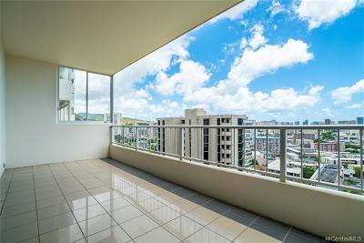 Honolulu County Condo/Townhouse For Sale: 999 Wilder Avenue #504