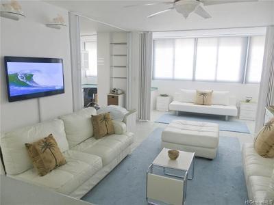 Honolulu HI Condo/Townhouse For Sale: $368,000