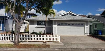 Mililani Single Family Home For Sale: 95-218 Ahunalii Place