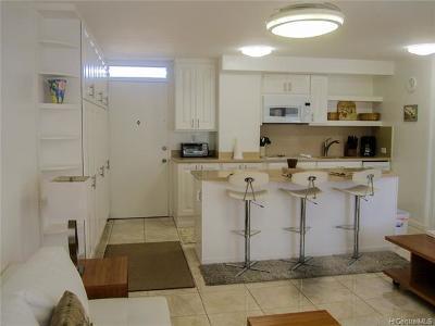 Honolulu HI Condo/Townhouse For Sale: $358,000