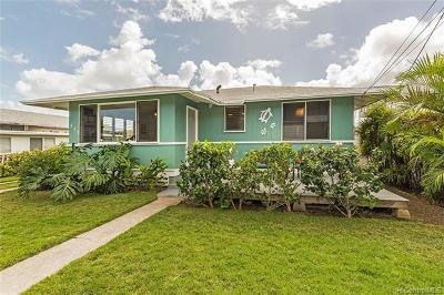 Single Family Home For Sale: 539 Kalolina Street