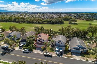 Ewa Beach Single Family Home For Sale: 91-521 Kuhialoko Street
