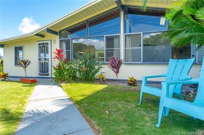 Kaneohe Single Family Home For Sale: 44-127 Keaalau Place