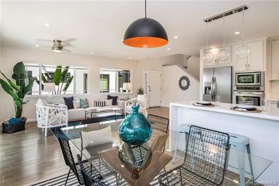 Single Family Home For Sale: 3411 Kepuhi Street