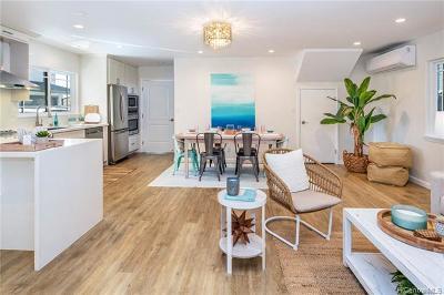Single Family Home For Sale: 3413 Kepuhi Street