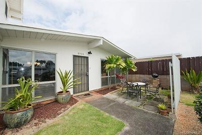 Pearl City Single Family Home For Sale: 2340 Komo Mai Drive