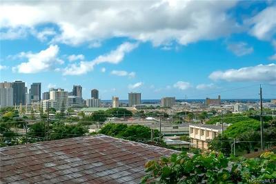 Honolulu Single Family Home For Sale: 925 Simon Road