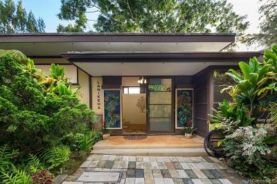 Honolulu Single Family Home For Sale: 3692, 94, 95, 98 Woodlawn Terrace Place