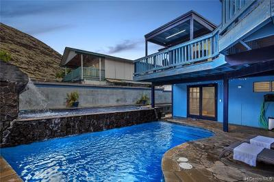 Waianae HI Single Family Home For Sale: $750,000