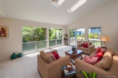 Aiea Single Family Home For Sale: 98-2033 Pahiolo Street