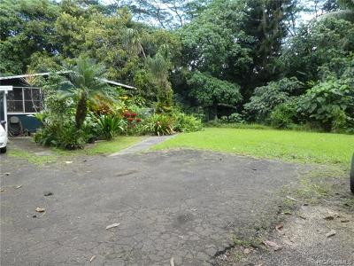 Waimanalo Single Family Home For Sale: 41-727 Kumuhau Street #H