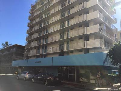 Condo/Townhouse For Sale: 441 Lewers Street #701