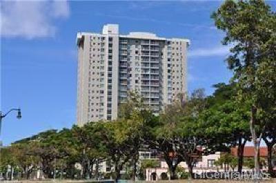 Honolulu Condo/Townhouse For Sale: 215 N King Street #2101