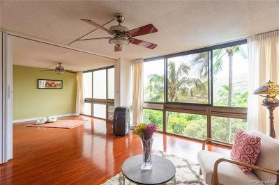 Honolulu County Condo/Townhouse For Sale: 521 Hahaione Street #2/6F