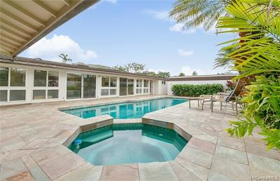 Single Family Home For Sale: 646 Poipu Drive