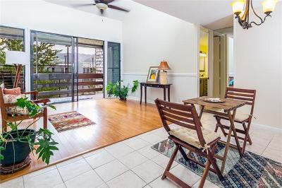 Kailua Condo/Townhouse For Sale: 1015 Aoloa Place #451