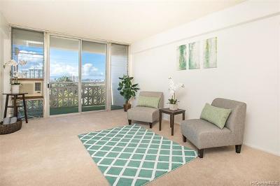 Honolulu Condo/Townhouse For Sale: 1619 Kamamalu Avenue #206