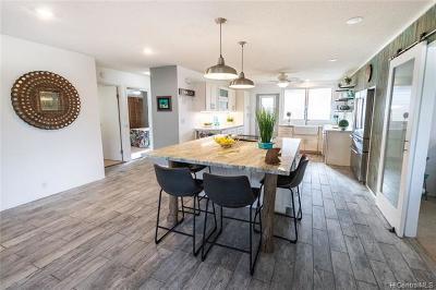Single Family Home For Sale: 1247 Kuuna Street