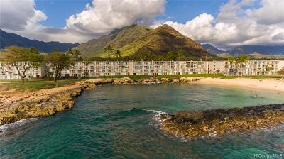 Waianae Condo/Townhouse For Sale: 85-175 Farrington Highway #A402