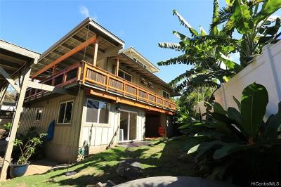 Single Family Home For Sale: 66-84 Waialua Beach Road #A