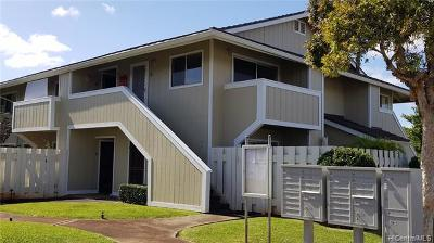 Waipahu Condo/Townhouse For Sale: 94-775 Paaono Street #B12