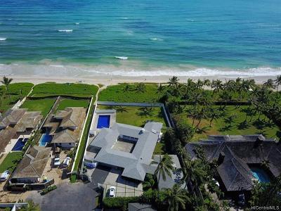 Single Family Home For Sale: 21 Kaiholu Place