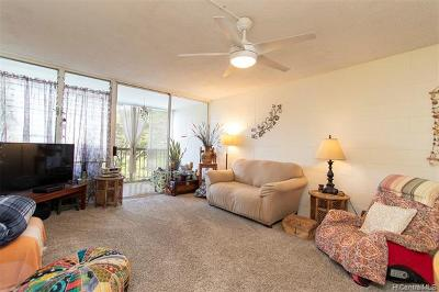 Mililani Condo/Townhouse For Sale: 95-227 Waikalani Drive #A701
