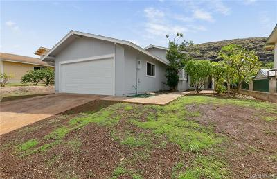 Waianae HI Single Family Home For Sale: $515,000