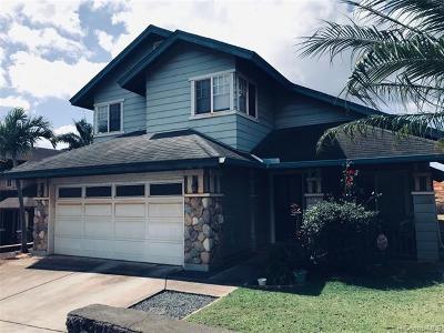 Kapolei Single Family Home For Sale: 92-6090 Puapake Street