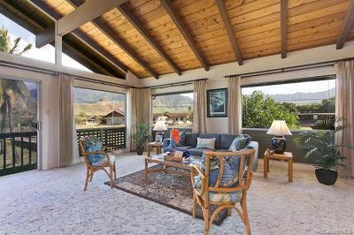 Waianae Single Family Home For Sale: 86-371 Ohemauka Place