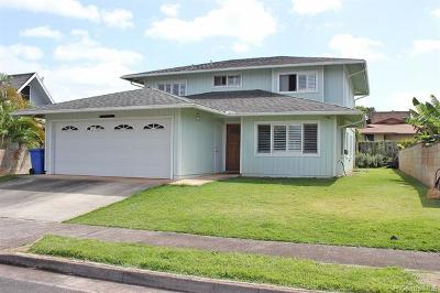 Mililani Single Family Home For Sale: 95-277 Hakupokano Loop