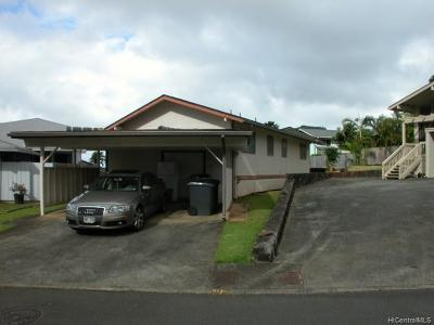 Kaneohe Rental For Rent: 45-433 Waliwali Place #19
