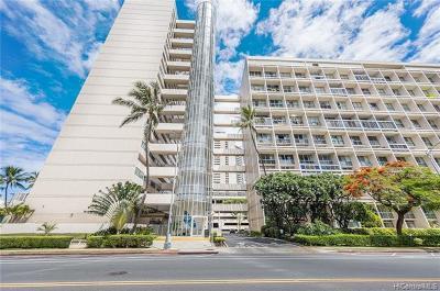 Honolulu Rental For Rent: 500 University Avenue #520