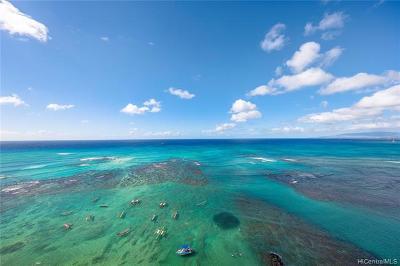 Honolulu Rental For Rent: 2895 Kalakaua Avenue #1704