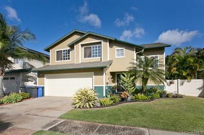 Ewa Beach Single Family Home For Sale: 91-316 Hoano Place