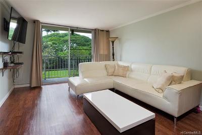 Honolulu Rental For Rent: 1720 Huna Street #308