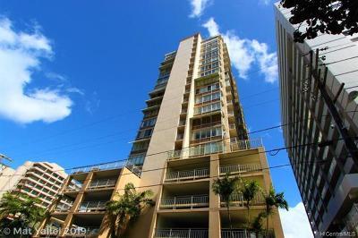 Honolulu Condo/Townhouse For Sale: 2415 Ala Wai Boulevard #1004