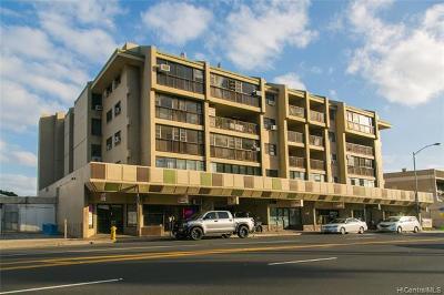 Honolulu Condo/Townhouse For Sale: 465 Kapahulu Avenue #3H