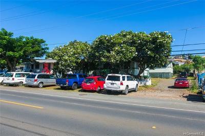 Honolulu Multi Family Home For Sale: 3512 Salt Lake Boulevard