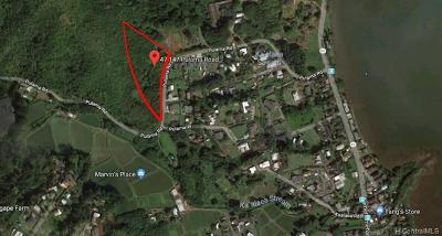 Kaneohe Residential Lots & Land For Sale: 47-147 Pulama Road