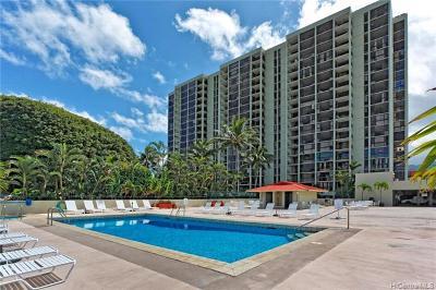Kailua Condo/Townhouse For Sale: 322 Aoloa Street #403
