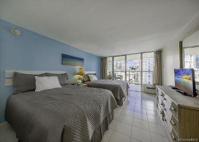 Honolulu Rental For Rent: 445 Seaside Avenue #1410