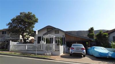 Honolulu Rental For Rent: 3533 Wela Street