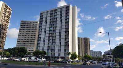 Honolulu Condo/Townhouse For Sale: 949 Ala Nanala Street #1503