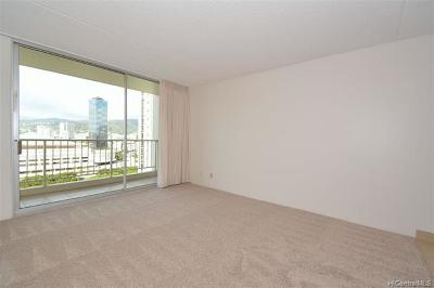 Honolulu Rental For Rent: 400 Hobron Lane #1610