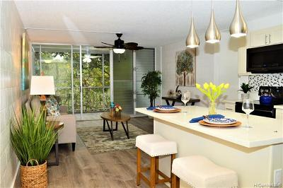 Mililani Condo/Townhouse For Sale: 95-227 Waikalani Drive #A503