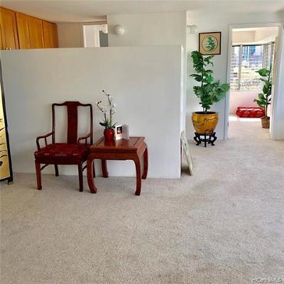 Honolulu HI Condo/Townhouse For Sale: $599,900