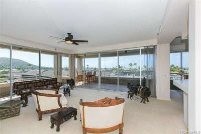 Honolulu Condo/Townhouse For Sale: 1 Keahole Place #2502