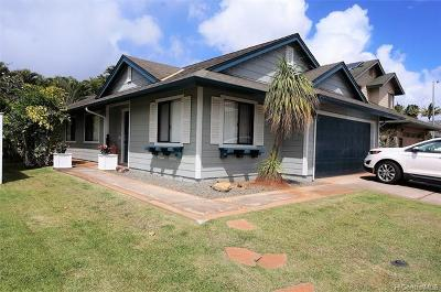 Kapolei Single Family Home For Sale: 91-1012 Paaoloulu Way
